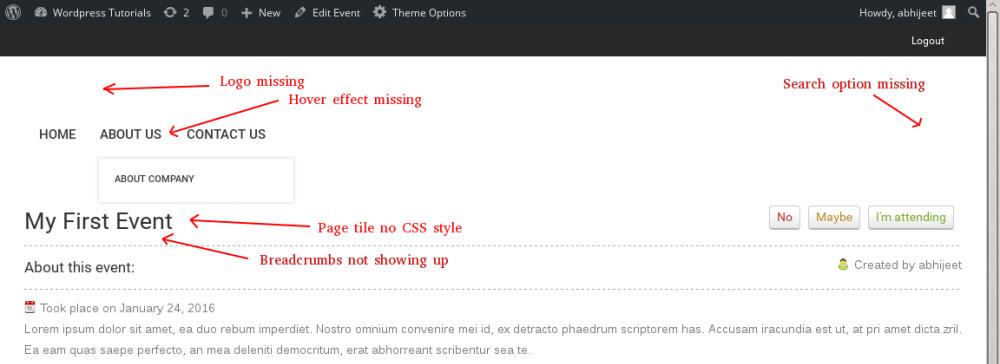 Events+_plugin_cutomised_header
